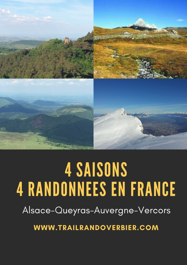 4 saisons4 randonnees en france