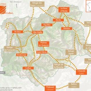 Tour du Queyras croquis - Copie
